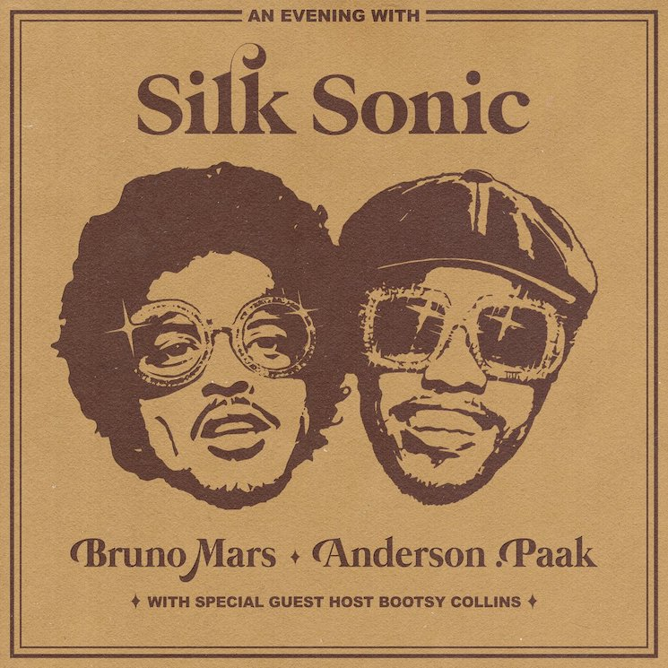 Bruno Mars and Anderson .Paak Have Started a New Project Called Silk Sonic