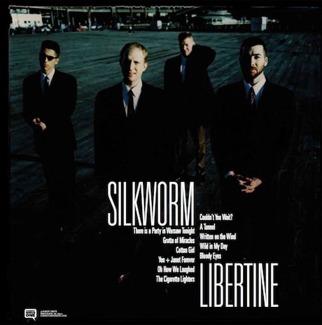 Silkworm's 'Libertine' Gets Expanded Reissue