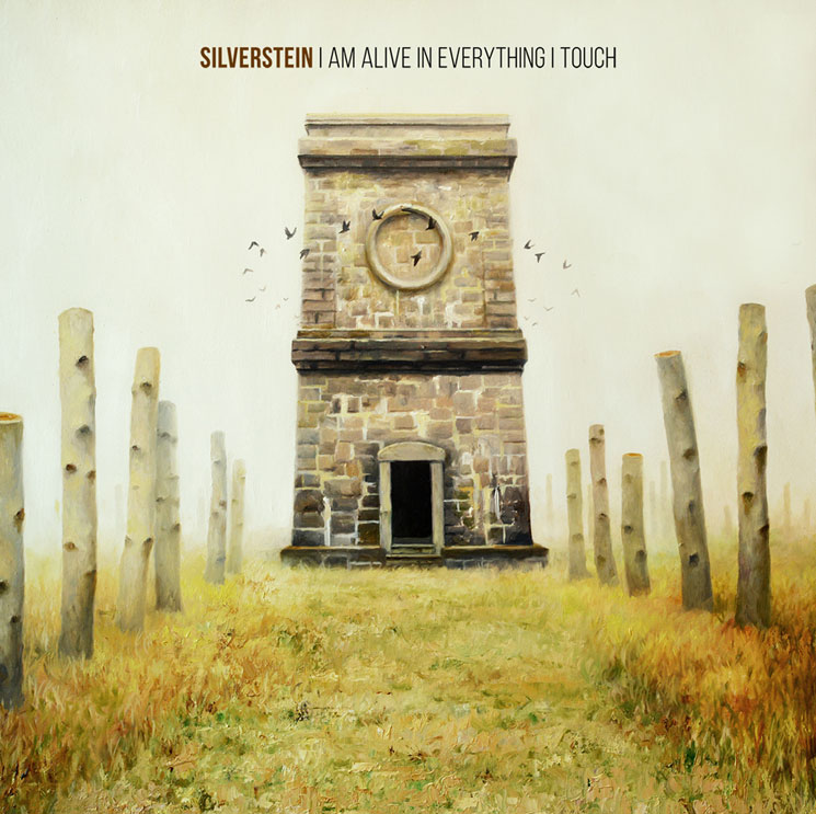 Silverstein Announce 'I Am Alive in Everything I Touch'
