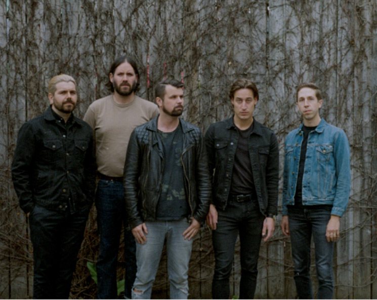 "Silverstein Return with New Song ""Burn It Down"""