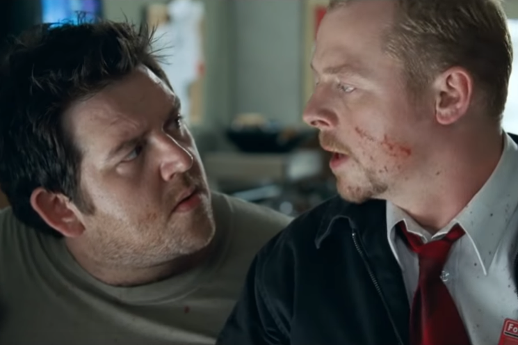 Simon Pegg and Nick Frost Share 'Shaun of the Dead'-Themed Coronavirus PSA
