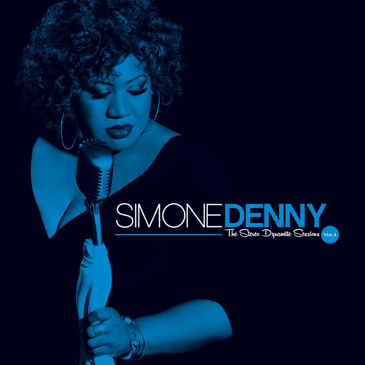 Simone Denny The Stereo Dynamite Sessions Vol. 1