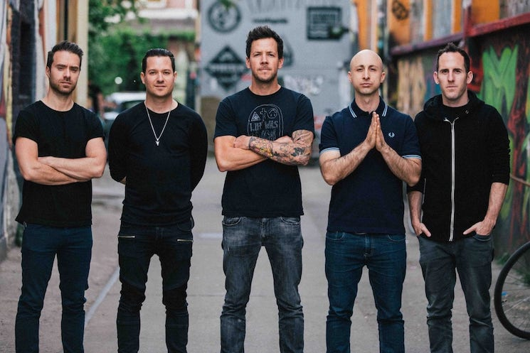 Simple Plan Part Ways with Bassist David Desrosiers After Sexual Misconduct Allegations Surface Online