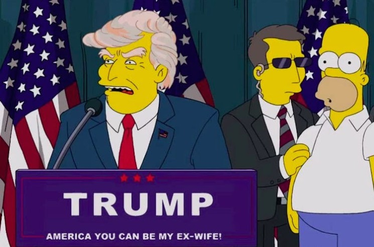 Watch 'The Simpsons' Predict the Future in New Disney+ Playlist