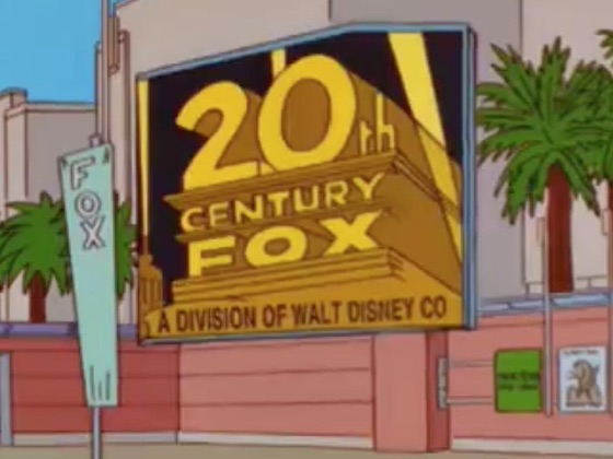 'The Simpsons' Predicted Disney Would Purchase Fox
