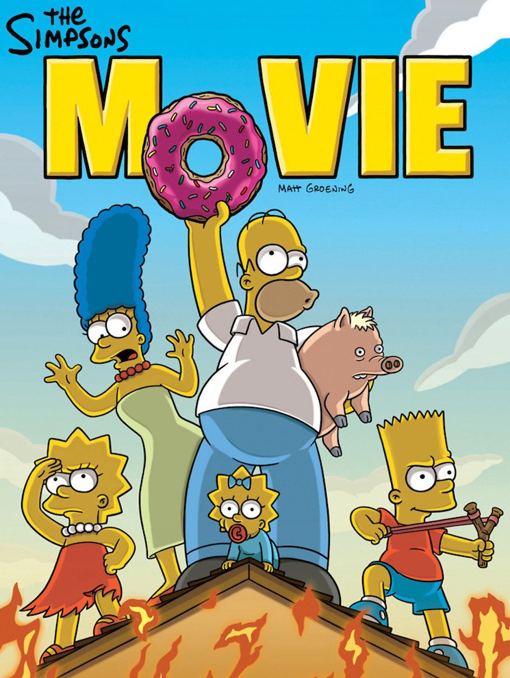 FOX Is Developing Another 'Simpsons' Movie