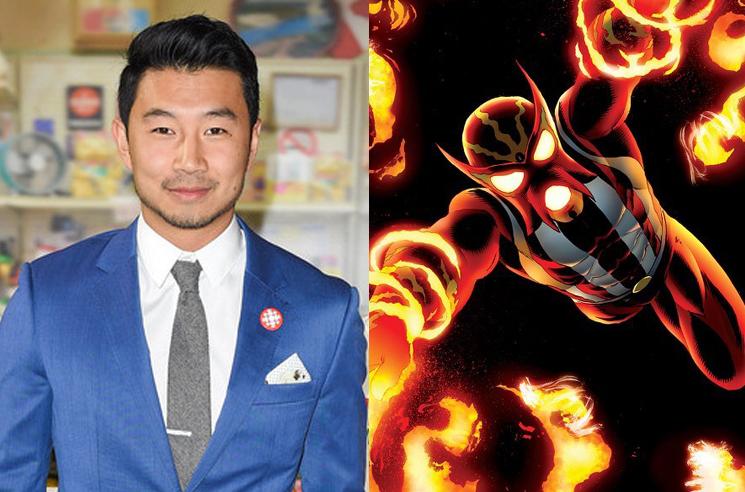 Simu Liu Has Written a 'Multiseason Bible' for Marvel's Sunfire