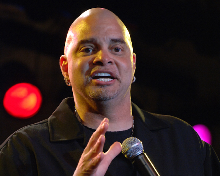 Sinbad Is Recovering from a Stroke