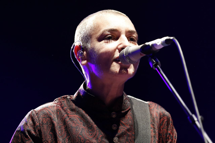 Sinead O'Connor Hits Vancouver on North American Tour