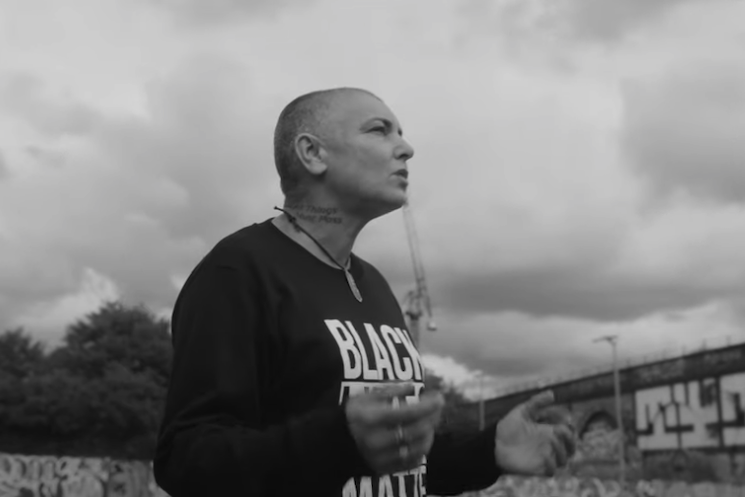 Sinéad O'Connor Shares Stark Video for 'Trouble of the World'