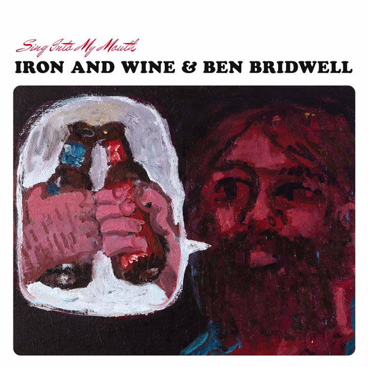 "Iron & Wine and Ben Bridwell ""No Way Out of Here"" (Unicorn cover) / ""Bulletproof Soul"" (Sade cover)"