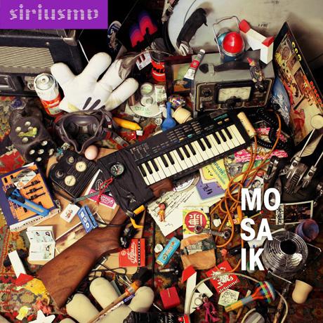 Siriusmo Mosaik