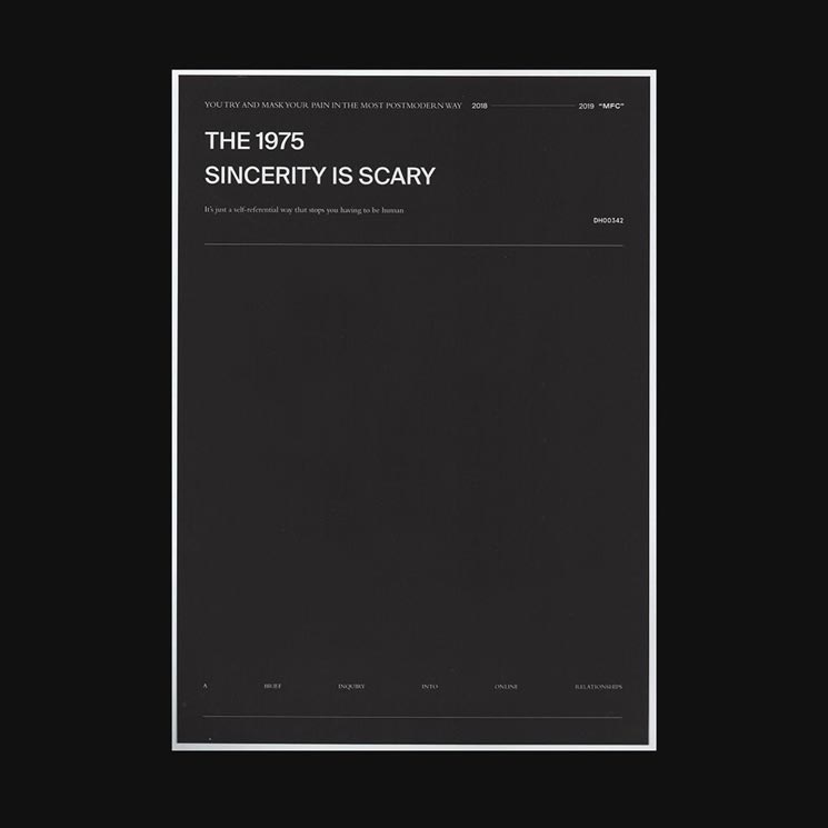 "The 1975 Share New Song ""Sincerity Is Scary"""