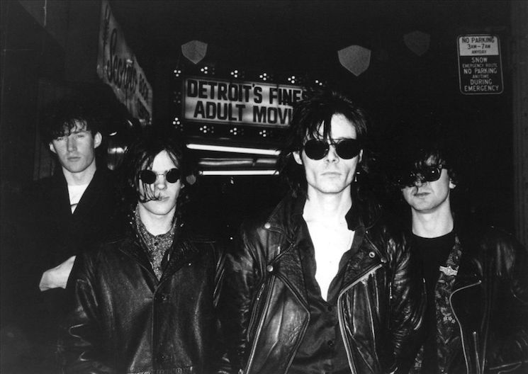 The Sisters of Mercy Might Release a New Album Thanks to Trump