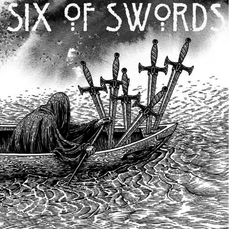 "Six of Swords ""Separation at the Seams"""