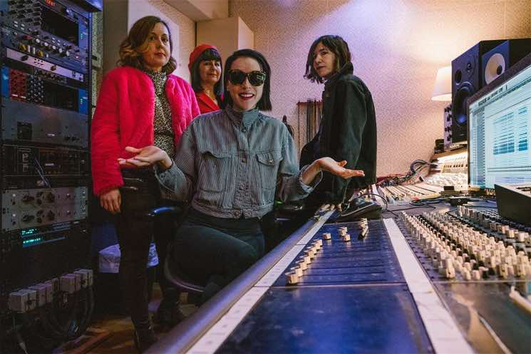 ​Sleater-Kinney Announce New Album Produced by St. Vincent