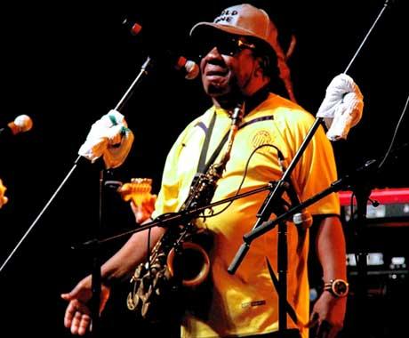 Skatalites / Stooges Brass Band Quartier des Spectacles, Montreal QC, July 18
