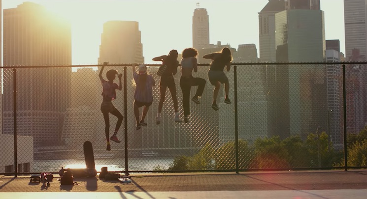Teens Shred New York in the First Trailer for 'Skate Kitchen'
