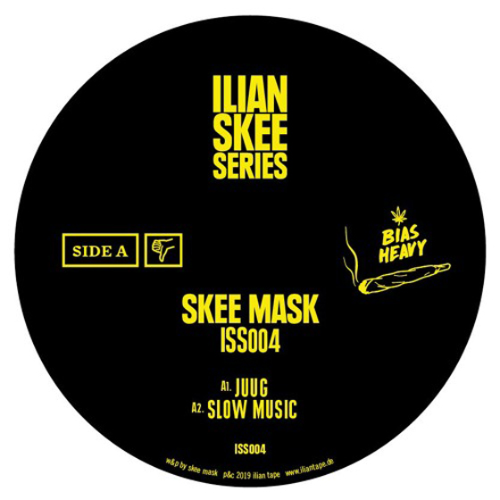 Skee Mask Announces New EP 'ISS004'