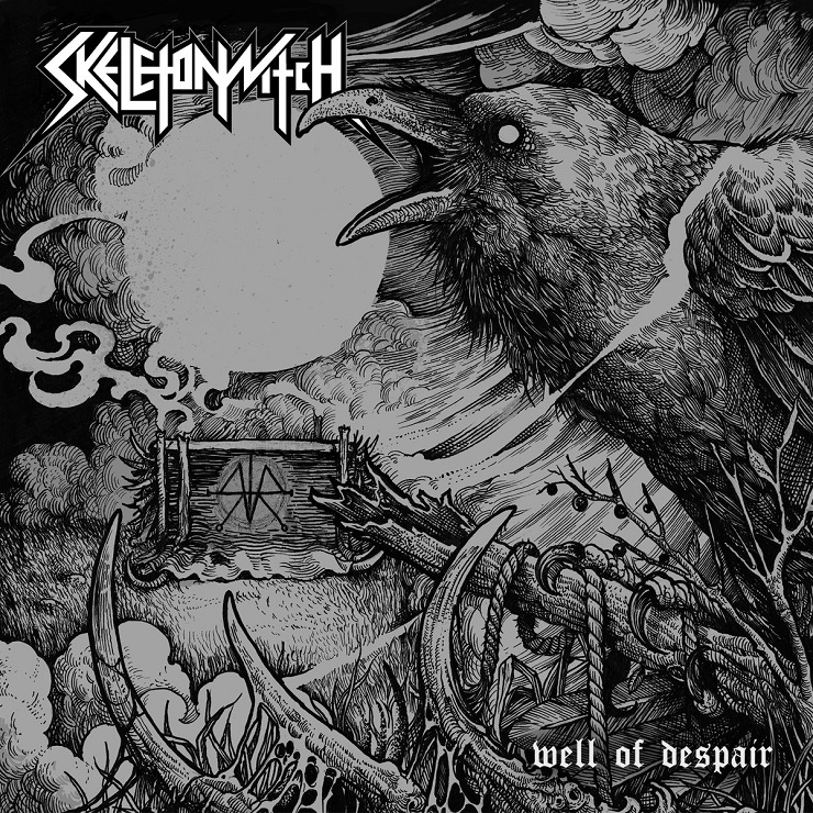 "Skeletonwitch  ""Well of Despair"""