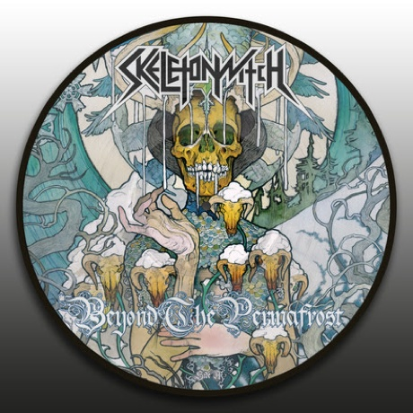 Skeletonwitch Close Out Picture Disc Campaign with 'Beyond the Permafrost' Reissue