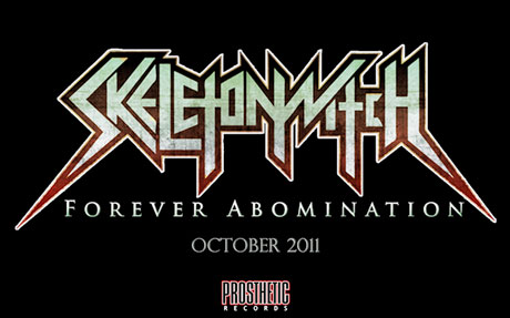Skeletonwitch Reveal Release Date for 'Forever Abomination'