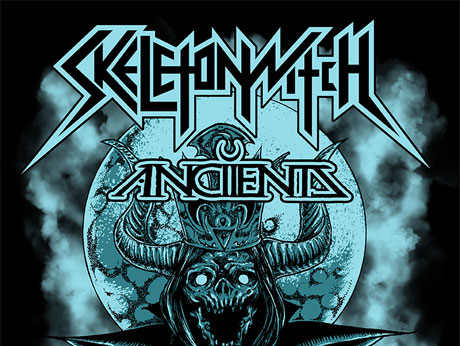 Skeletonwitch Bring Anciients Out for Canada-Heavy Spring Tour