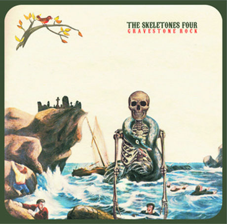 The Skeletones Four Unveil 'Gravestone Rock'