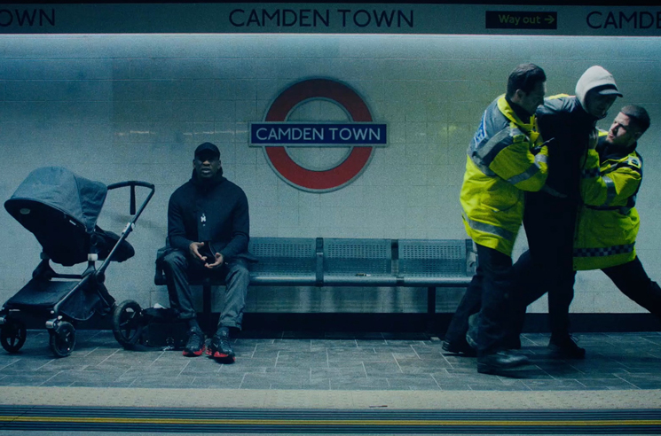 Skepta Shares Video for 'Bullet from a Gun'