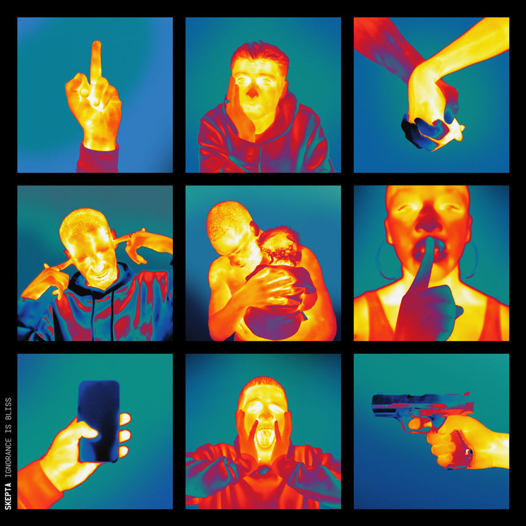 "Skepta Shares New Songs ""Bullet from a Gun"" and ""Greaze Mode"""