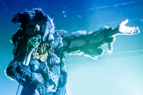 Skinny Puppy / Front Line Assembly / Haujobb / Youth Code Metropolis, Montreal QC, November 29