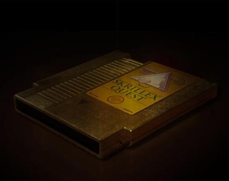 Skrillex Releases NES-Inspired Videogame