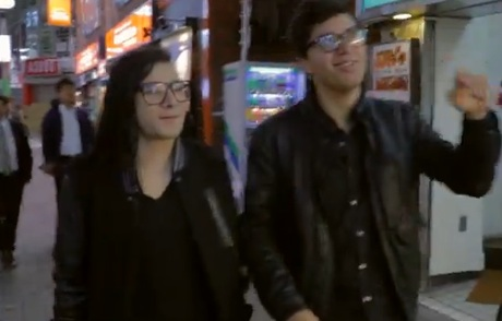 "Skrillex ""Try It Out"" (ft. Alvin Risk) (video)"