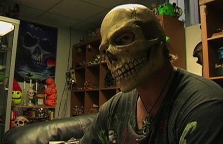 Skull World Justin McConnell
