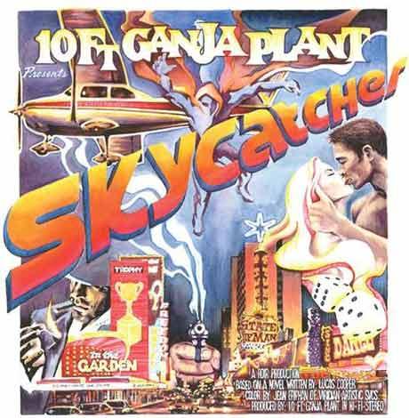 10 Ft. Ganja Plant Skycatcher