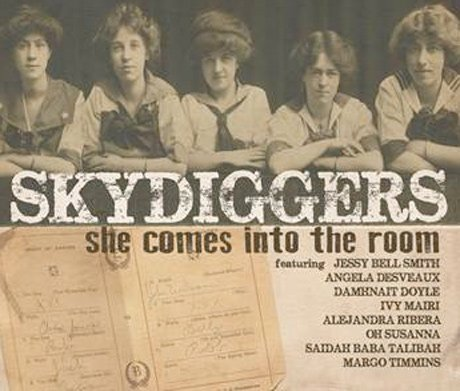 Skydiggers Re-imagine Their Works with the Help of Margo Timmins, Oh Susanna, Saidah Baba Talibah