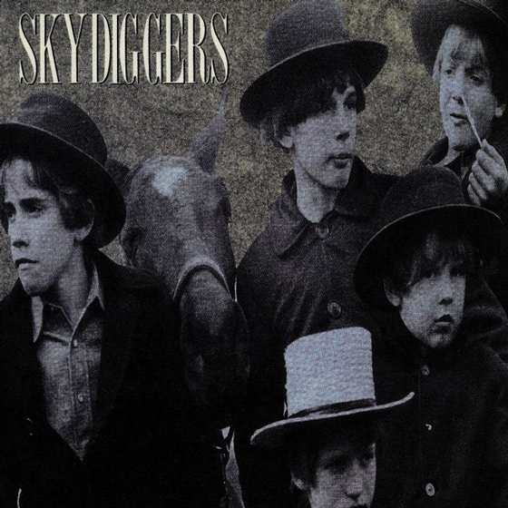 Skydiggers Bring Debut Album to Vinyl, Announce 30th Anniversary Shows