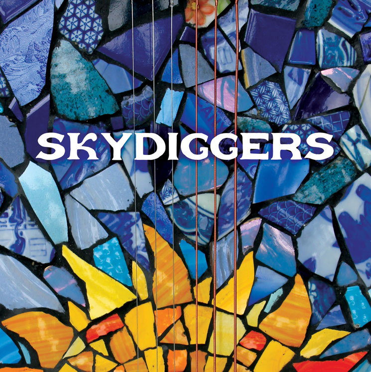 Skydiggers 'Warmth of the Sun' (album stream)