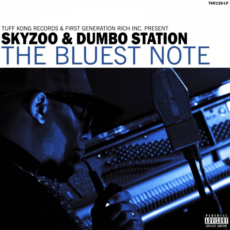 Skyzoo and Dumbo Station's 'The Bluest Note' Is a Masterful Mashup of Hip-Hop and Jazz