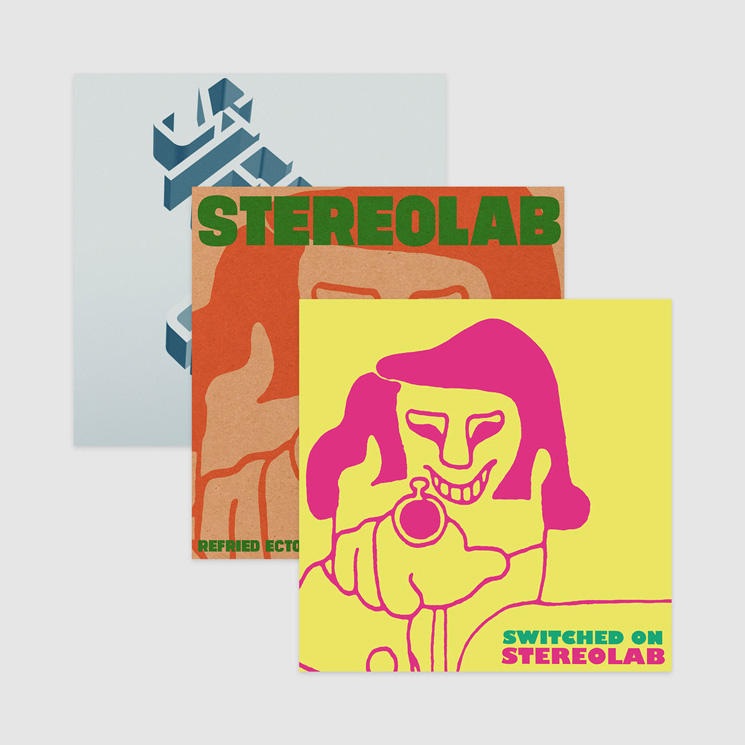 Stereolab Announce 'Switched On' Vinyl Reissues