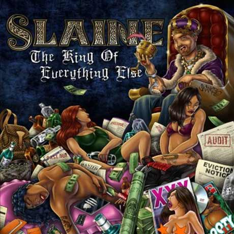 Slaine The King Of Everything Else