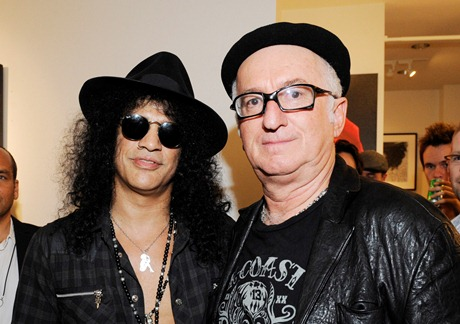Slash: An Intimate Portrait By Robert Knight