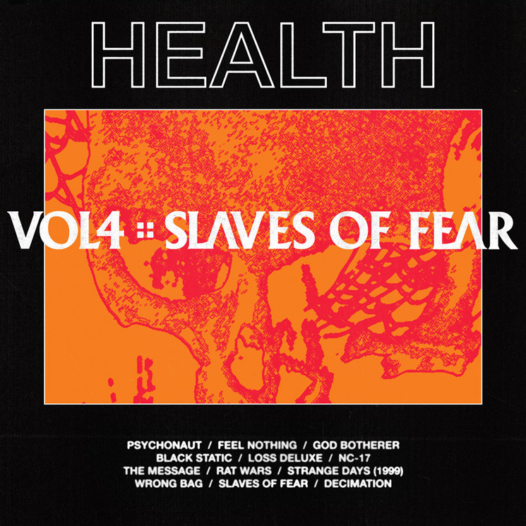 HEALTH Return with New Album 'VOL. 4 :: SLAVES OF FEAR'