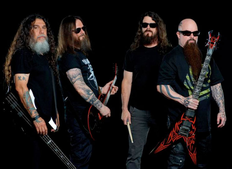 Slayer's Kerry King Chews Out Mayhem Festival Organizers