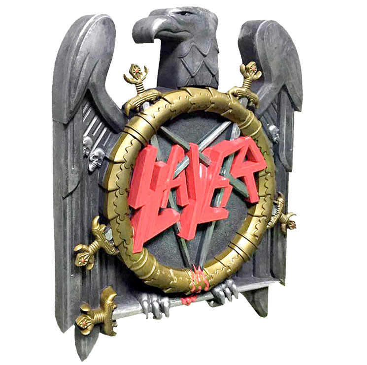 "Slayer Unveil Their ""Heaviest Release Ever"" with the 'Repentless - Metal Eagle Edition'"