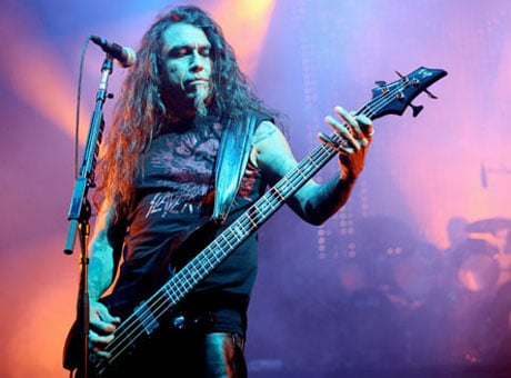 Slayer's Tom Araya Hospitalized, Band Forced to Axe Soundwave Festival Date