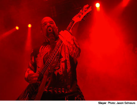 Slayer / Rob Zombie / Exodus Save-on-Foods Memorial Centre, Victoria BC August 2