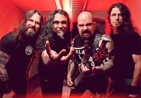 Slayer Add Canadian Dates to North American Tour