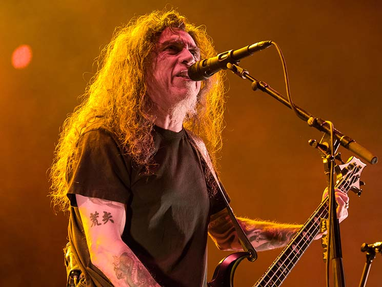 Slayer / Lamb of God / Amon Amarth  / Cannibal Corpse Canadian Tire Centre, Ottawa ON, May 22