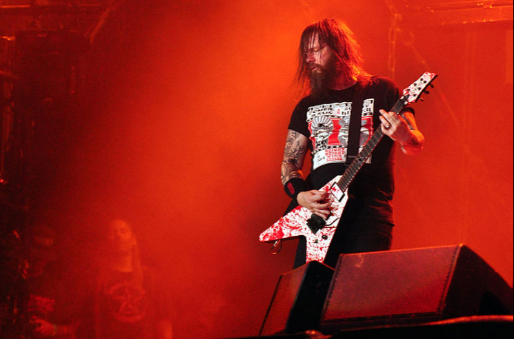 Slayer and Exodus Guitarist Gary Holt Says He Has Coronavirus Symptoms